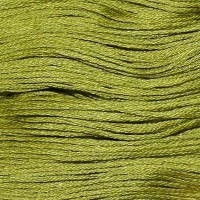Presencia Embroidery Floss-4812 Moss Green