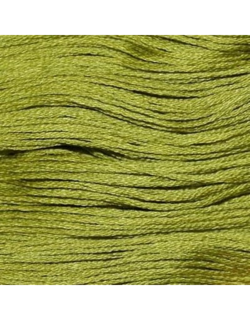 Presencia Embroidery Floss-4812 Moss Green