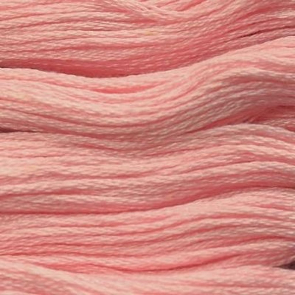Presencia Embroidery Floss-2307 Light Cyclamen Pink