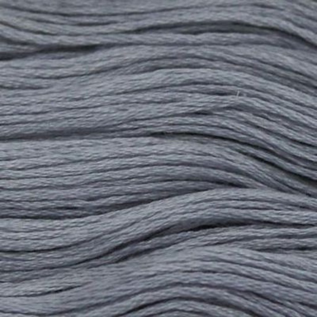 Presencia Embroidery Floss-3139 Light Gray Blue