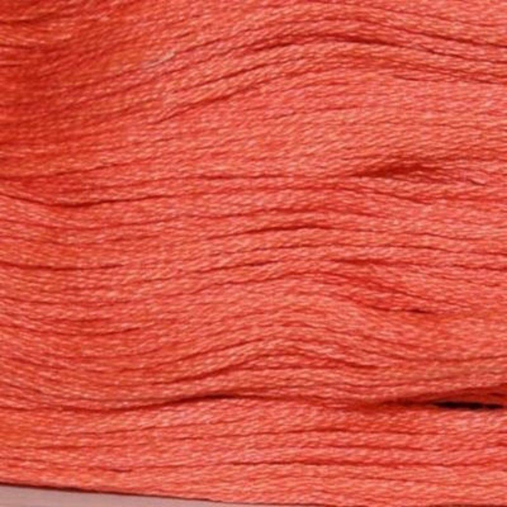 Presencia Embroidery Floss-1485 Coral