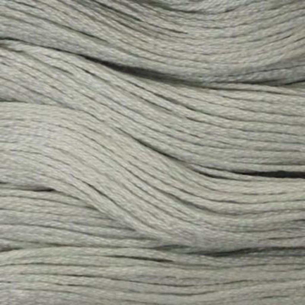 Presencia Embroidery Floss-8767 Very Light Pewter