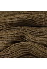 Presencia Embroidery Floss-8327 Dark Drab Green Brown