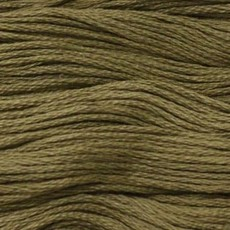 Presencia Embroidery Floss-8320 Medium Drab Green Brown