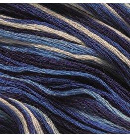 Presencia Embroidery Floss Variegated-9725 Night Sky