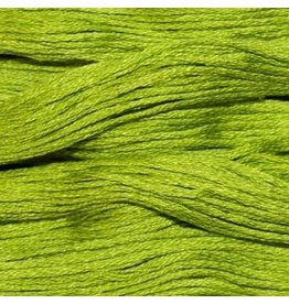 Presencia Embroidery Floss-4723 Light Parrot Green