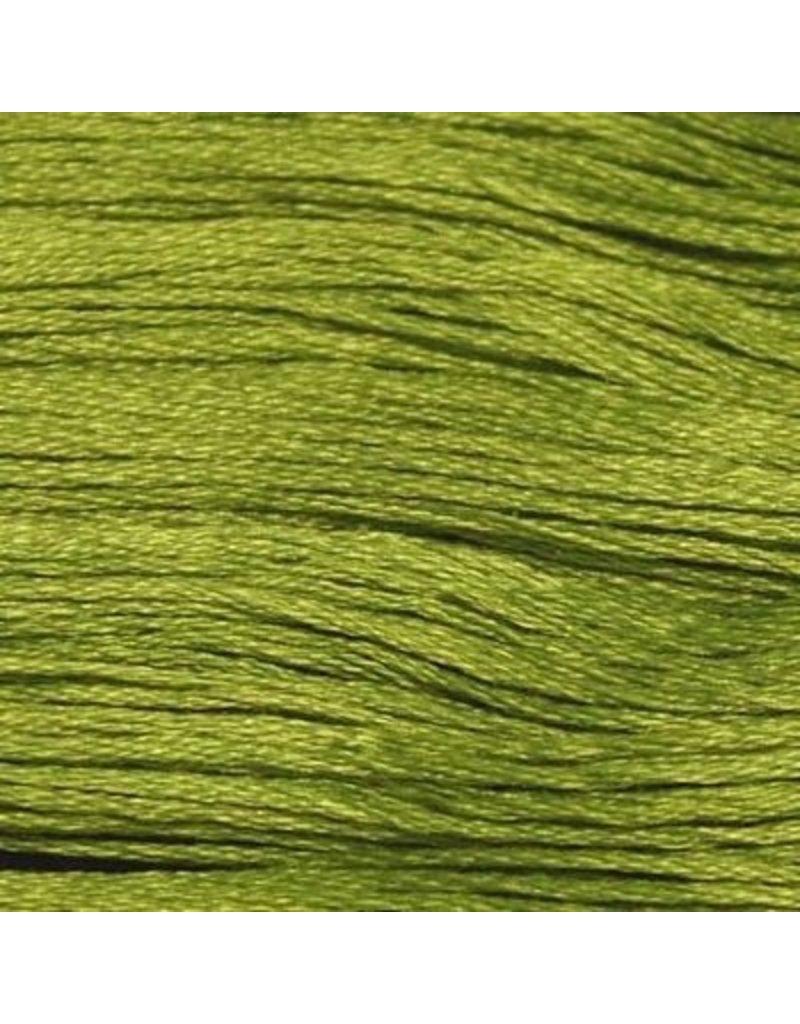 Presencia Embroidery Floss-4885 Medium Yellow Green