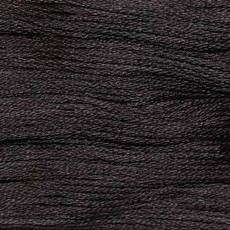 Presencia Embroidery Floss-8756 Almost Black