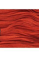 Presencia Embroidery Floss-1344 Dark Burnt Orange