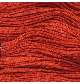 Presencia Embroidery Floss-1344 Dark Burnt Orange