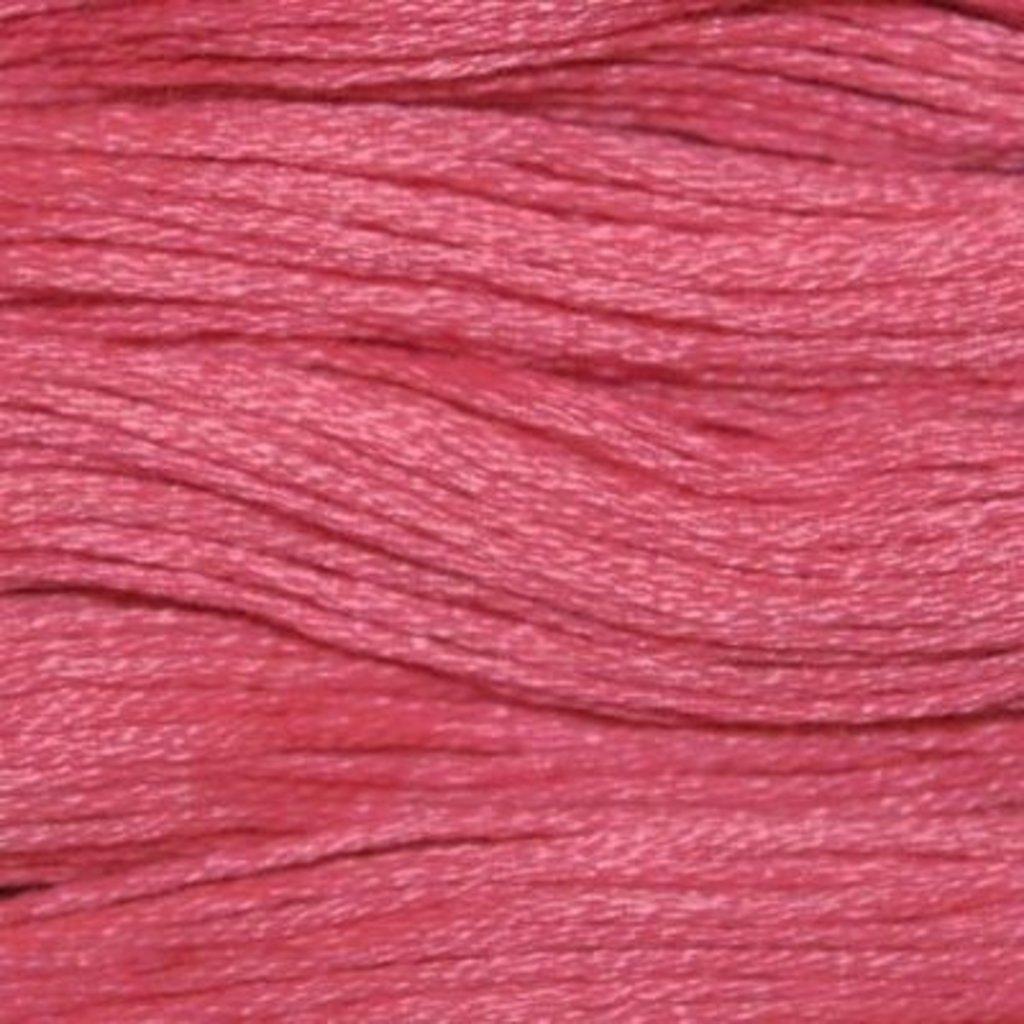 Presencia Embroidery Floss-1651 Medium Rose