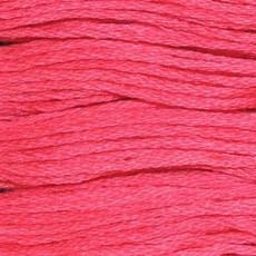 Presencia Embroidery Floss-1742 Dark Geranium