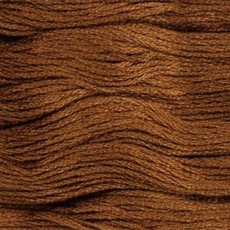 Presencia Embroidery Floss-8075 Medium Brown