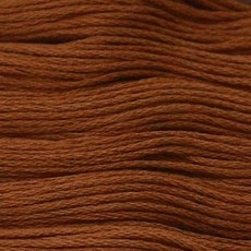 Presencia Embroidery Floss-7656 Dark Mahogany