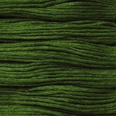 Presencia Embroidery Floss-4565 Avocado Green