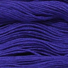 Presencia Embroidery Floss-3411 Very Dark Royal Blue