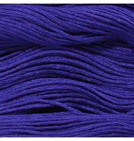 Presencia Embroidery Floss-3411 Very Dark Royal Blue