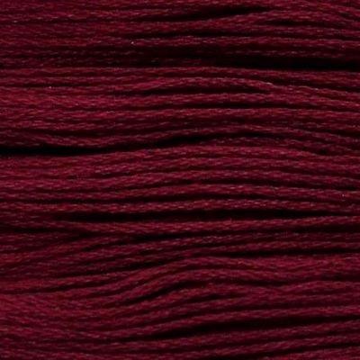 Presencia Embroidery Floss-1915 Dark Cranberry