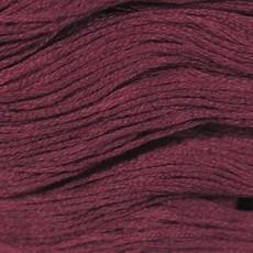 Presencia Embroidery Floss-2246 Very Dark Mauve