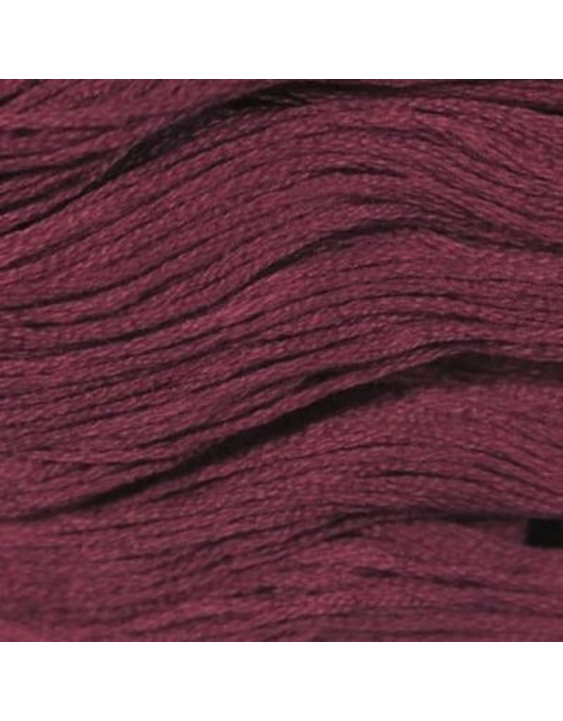 Presencia Embroidery Floss-2246 Very Dark Mauve