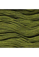 Presencia Embroidery Floss-5156 Pine Green