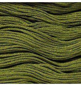 Presencia Embroidery Floss-5156 Pine Green