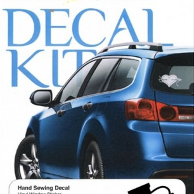 Decals-Needle N' Thread