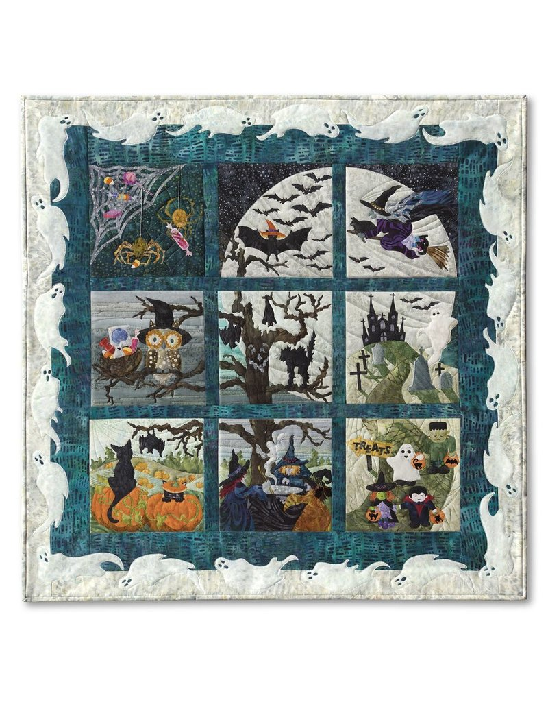 Halloweenies Block Of the Month Registration Fee
