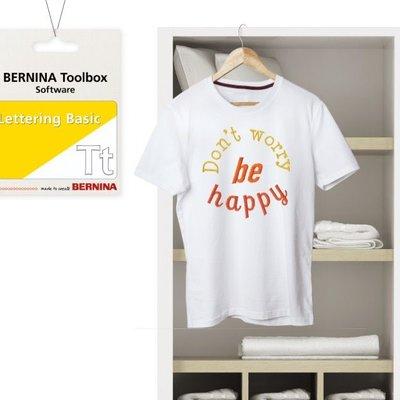 Bernina Toolbox-Lettering Basic