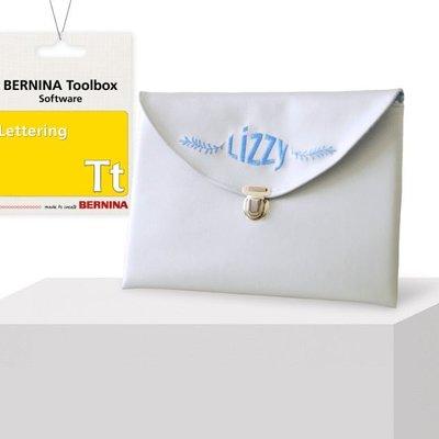 Bernina Toolbox-Lettering