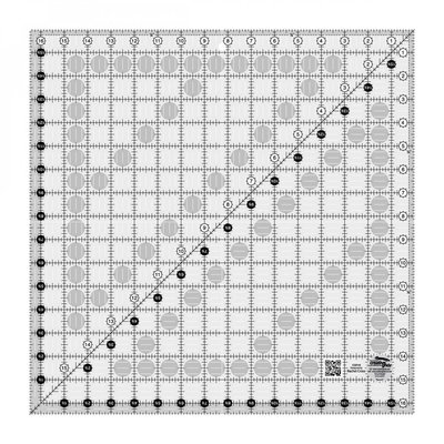 "Creative Grids Ruler 16.5"" x 16.5"""