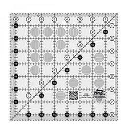"""Creative Grids Ruler 8.5"""" x 8.5"""""""