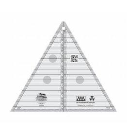 Creative Grids Ruler 60 Degree Triangle