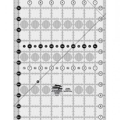 "Creative Grids Ruler 8.5"" x 24.5"""