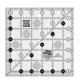 """Creative Grids Ruler 6.5"""" x 6.5"""""""