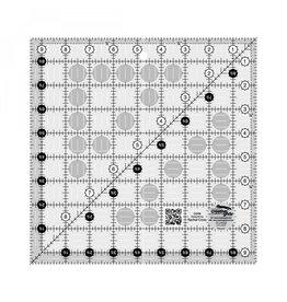 """Creative Grids Ruler 9.5"""" x 9.5"""""""