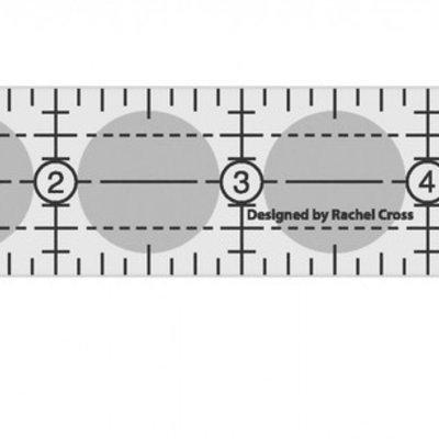 Creative Grids Quilting Ruler 1in x 6in