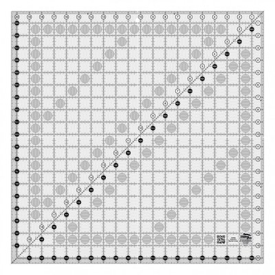 "Creative Grids Ruler 20.5"" x 20.5"""