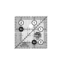 Creative Grids Ruler 2.5 x 2.5