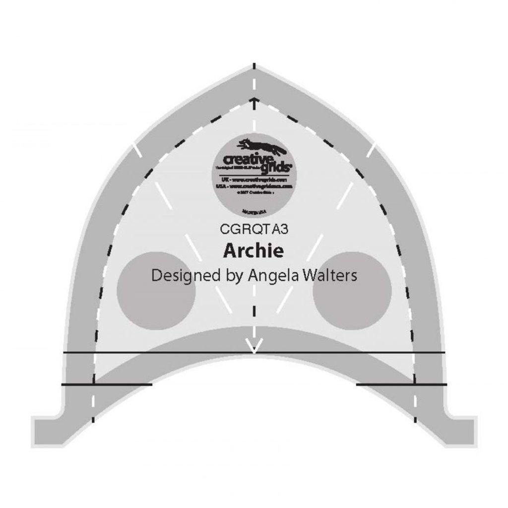 Creative Grids Machine Quilting Tool - Archie