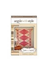Argyle With Style Kit- Green