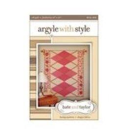 Argyle With Style Kit- Green