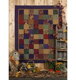 """6.5"""" Strip Roll Set of 20- Fall Leaves"""