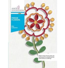 Fringe Flowers Mini Design Pack