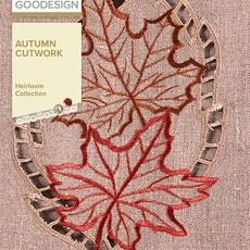 Autumn Cutwork Design Pack