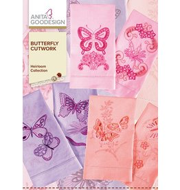 Butterfly Cutwork Design Pack