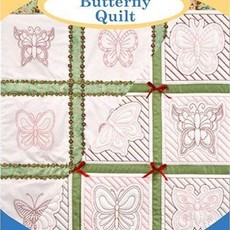 Butterfly Quilt  Design Pack