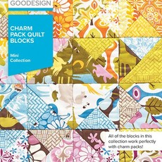 Charm Pack Quilt Blocks Design Pack