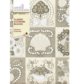 Classic Cutwork Blocks Design Pack