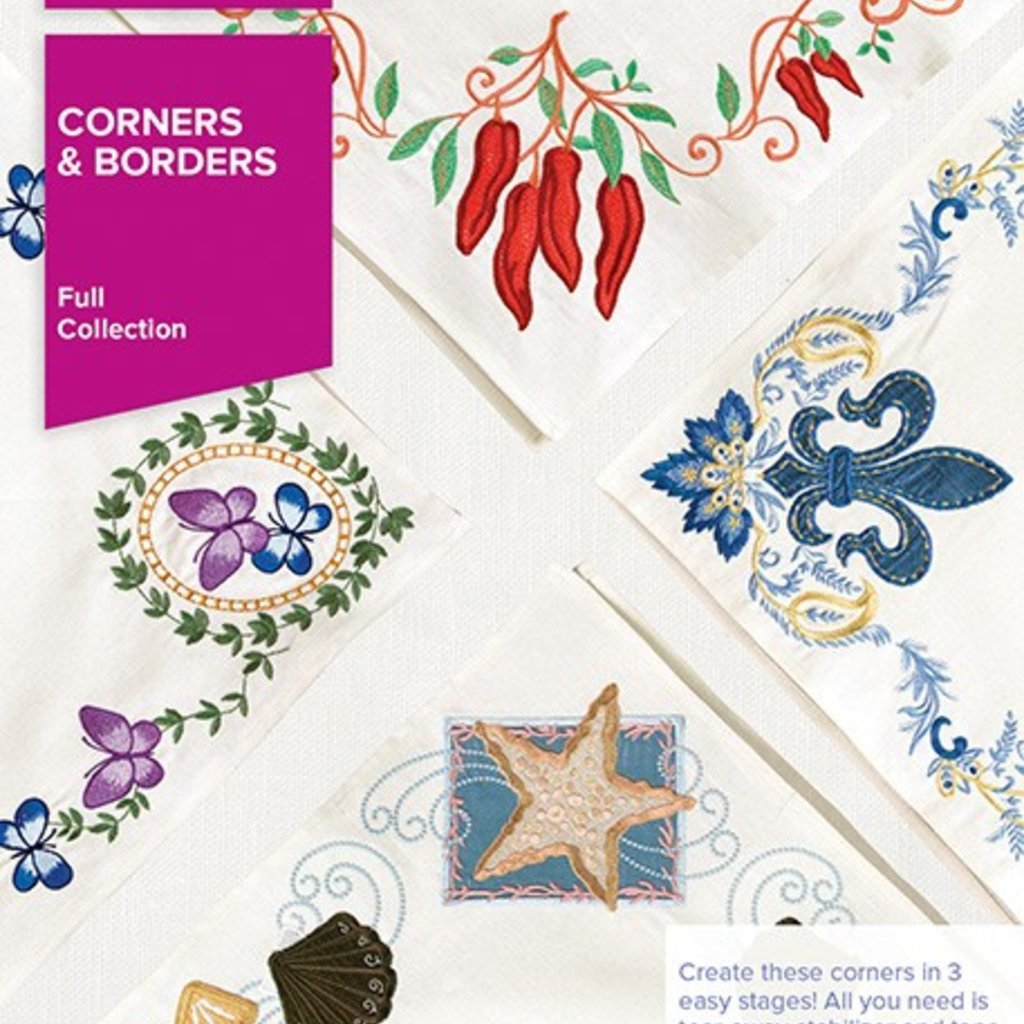 Corners & Borders Design Pack